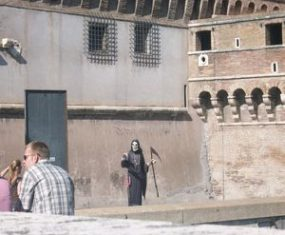 Racconti di viaggio: lasciarsi (andare) un giorno a Roma.