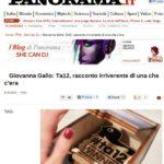 TweetAwards2012: il mio racconto irriverente dei Ta12 su Panorama.it